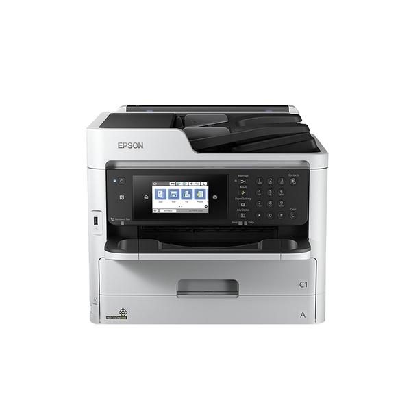 EPSON WF-M5799 黑白高速商用傳真複合機 /適用T970100 / T969100