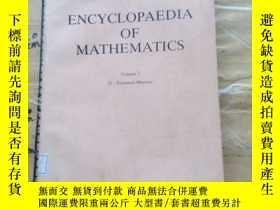 二手書博民逛書店ENCYCLOPAEDIA罕見OF MATHEMATICS.Volume 3 D-Feynman Measure奇