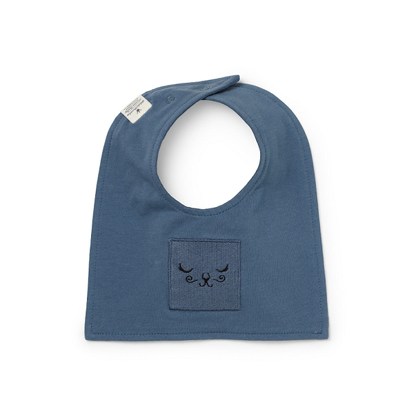 瑞典 Elodie Details 嬰幼兒口水巾圍兜 - 威尼獅 Tender Blue