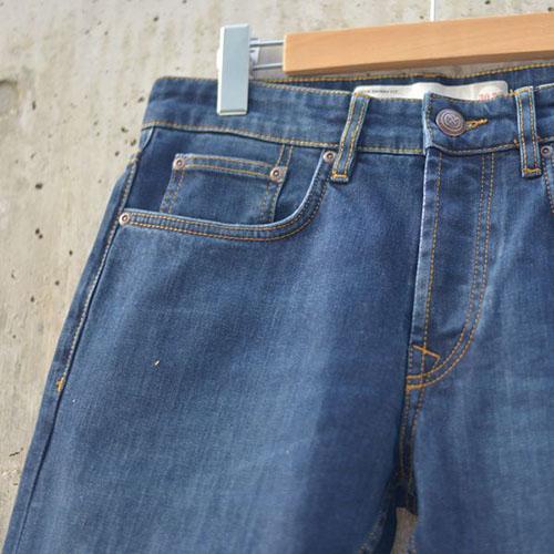Deus Ex Machina Albero Skinny 牛仔褲    騎士衝浪品牌 -  (藍)