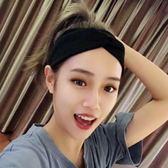 網紅針織發帶AN韓國頭飾毛線寬邊彈力交叉時尚編織復古洗臉發箍女『新佰數位屋』