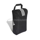 adidas 包包 3 Stripes Shoe Bag 黑 白 男女款 鞋袋 運動 健身 【PUMP306】 DW5952