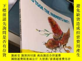 二手書博民逛書店Who罕見Took the Farmer s Hat?Y2391