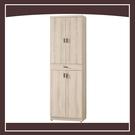 【多瓦娜】塔利斯6.5尺高雙面鞋櫃 21057-862001