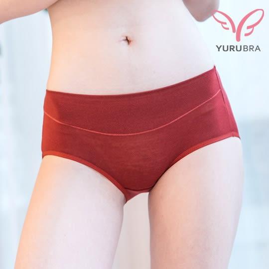 【玉如內褲】親膚包臀中腰褲。天絲棉。中腰。舒適。無痕。台灣製。※K025