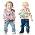 Bumkins寶寶防水圍兜 0-1-2歲...