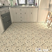 加厚PE自粘地貼衛生間地面防水地板貼浴室防滑廚房瓷磚貼紙 Korea時尚記