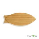【Bambu 美國天然餐具】魚兒淺盤