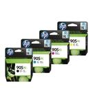 【四色一組】HP NO.905XL 905XL 原廠墨水匣 盒裝 適用6960 6970