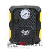 汽車胎打氣機車載充氣泵汽車打氣泵車用