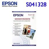 EPSON S041328 A3+頂級半光面相片紙 (20入)