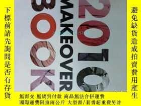 二手書博民逛書店2010罕見MAKEOVER BOOK 韓國韓語韓文美容化妝時尚