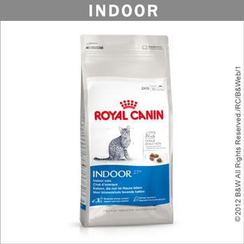 國際貓家★ Royal Canin 皇家-室內成貓IN27(10KG)