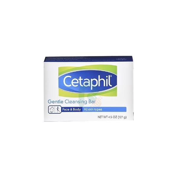 Cetaphil 舒特膚 溫和潔膚凝脂皂【瑞昌藥局】004059 洗臉、全身適用