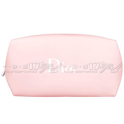 ☆17go☆ Dior 迪奧 粉嫩經典LOGO化妝包