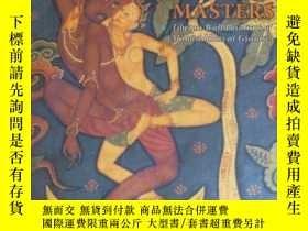 二手書博民逛書店【包罕見】Empowered Masters: Tibetan