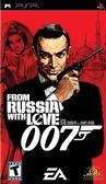 PSP James Bond 007 From Russia With Love 詹姆士龐德007 俄羅斯情書(美版代購)