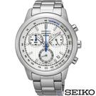 SEIKO 精工 SSB203P1 (8T68-00A0S) 三眼計時手錶/ 42mm