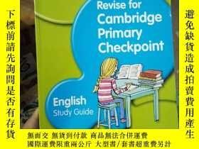 二手書博民逛書店Cambridge罕見Primary Revise for Pr