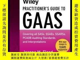 二手書博民逛書店Wiley罕見Practitioner s Guide to GAAS 2016: Covering all SA