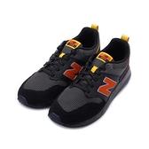 NEW BALANCE 009 V1 復古跑鞋 黑橘黃 MS009OAA 男鞋
