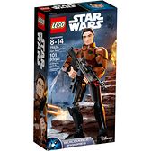 75535【LEGO 樂高積木】星際大戰 Star Wars-韓索羅 Han Solo