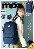 moz時尚單品:BIG藍色後背包