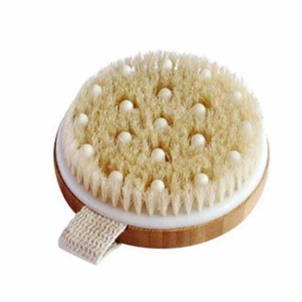 C.S.M.美體刷 去角質 消除橘皮 Body Brush for Wet or Dry Brushing [2美國直購]