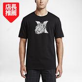 Hurley - CHUEY 藝術家款T恤 -男(黑)