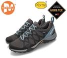 丹大戶外 美國【MERRELL】戶外鞋 Siren 3 GTX 運動 女鞋 登山/越野/耐磨 深灰/霧藍 ML83146