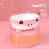 初生寶寶洗澡盆 可坐躺通用新生兒浴盆 兒童小孩沐感溫浴桶 CJ5696『寶貝兒童裝』