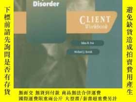 二手書博民逛書店Mastery罕見Of Obsessive-compulsive Disorder: A Cognitive-be