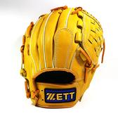 [陽光樂活=](AX) ZETT JR系列少年專用野手通用棒球手套 - BPGT-JR11 原色(10)