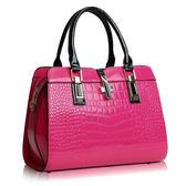 手提包 5色韓版側背包女士包斜挎女包手提女包單肩-小精靈生活館
