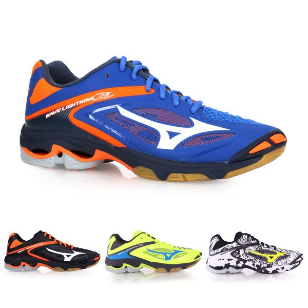 MIZUNO WAVE LIGHTNING Z3 男排球鞋(免運 美津濃≡體院≡ V1GA1700