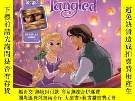 二手書博民逛書店Disney罕見Princess Read-and-Sing: