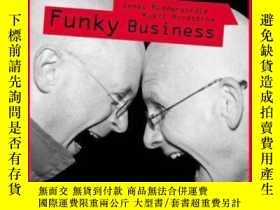 二手書博民逛書店Funky罕見BusinessY256260 Jonas Ridderstrale Financal Time
