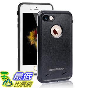 [106美國直購] 防水手機殼 B01MSUEDP1 Waterproof Case for iPhone 7, Meritcase XLF series Full Body Protective Shockproof