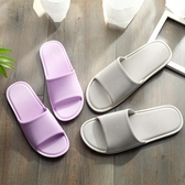 日式居家拖鞋夏天情侶涼拖鞋女室內塑料浴室防滑洗澡鞋家用家居鞋 居享優品