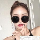 墨鏡 墨鏡女新款多邊形大框韓版潮復古原宿風圓臉顯瘦太陽眼鏡街拍 居優佳品