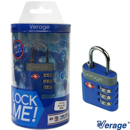 Verage 維麗杰 體育系列TAS海關密碼鎖.379-5111-03