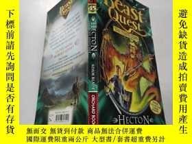 二手書博民逛書店beast罕見quest hecton:這公頃的野獸Y212829