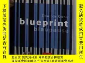 二手書博民逛書店德語原版罕見Blueprint Blaupause von Ch