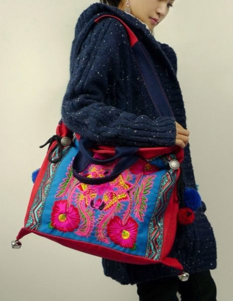 熱銷歐美 高級藤編包 民族風包包 手工刺繡包 編織包 學生書包 男女 電腦包 手提肩背包 斜背包