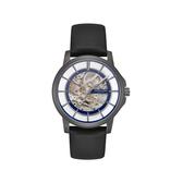 Kenneth Cole國際品牌都會型男鏤空機械時尚腕錶KC50227002公司貨/禮物/精品