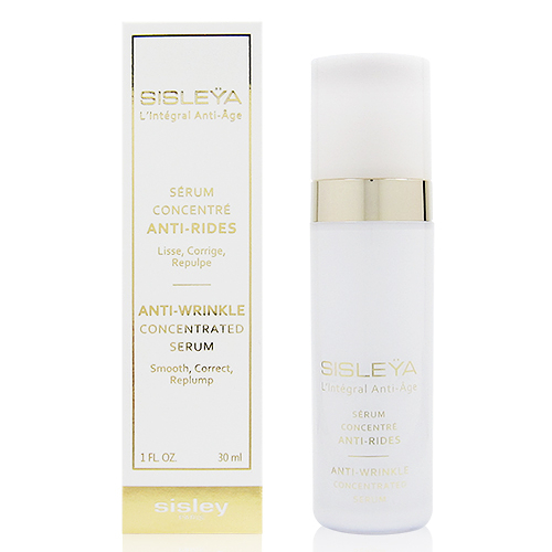 SISLEY 希思黎 L INTEGRAL ANTI-AGE FIRMING CONCENTRATED SERUM 抗皺活膚御緻抗皺精華 30ml [QEM-girl]