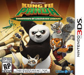 3DS Kung Fu Panda: Showdown of Legendary Legends 功夫熊貓:傳奇對決傳說(美版代購)