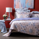 HOLA 佐拉天絲床包兩用被組 雙人