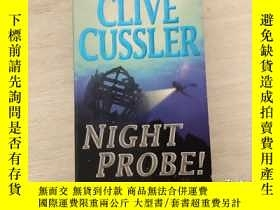 二手書博民逛書店Night罕見Probe!夜間探測器(英文原版)Y199921