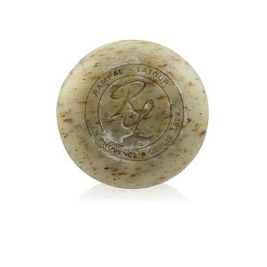 南法香頌~甜杏仁油香皂(薰衣草花籽)150公克/塊